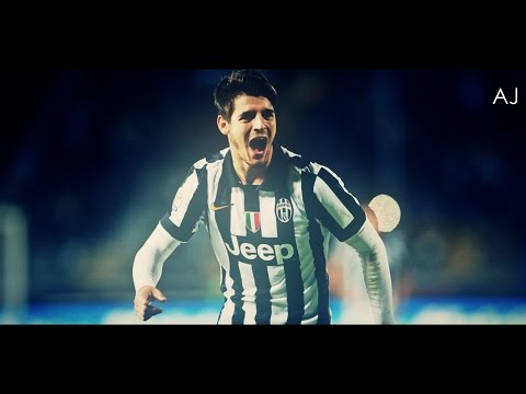 Alvaro Morata - WELCOME TO JUVENTUS FC | 2014 HD