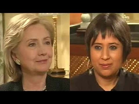 Iraq PM should change for US to intervene - Hillary Clinton to NDTV