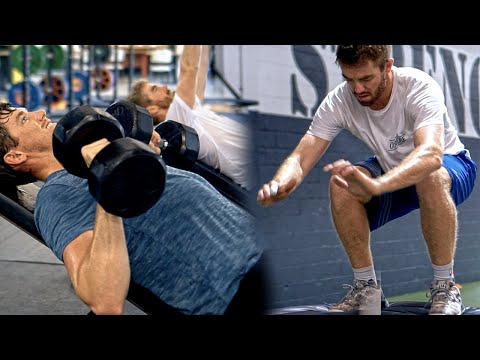 Power and Hypertrophy Training for Basketball