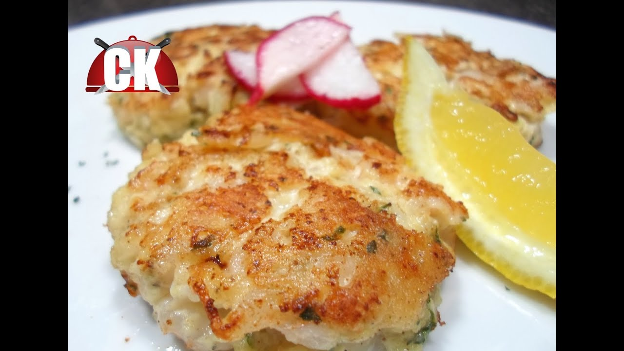 How To Make Shrimp Cakes Easy Cooking Youtube