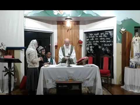 Santa Missa | 01.07.2020 | Quarta-feira | Padre José Sometti | ANSPAZ