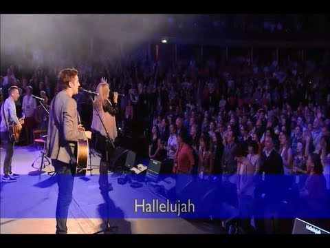 Darlene Zschech, Martin Smith, Tim Hughes - London HTB LC2013