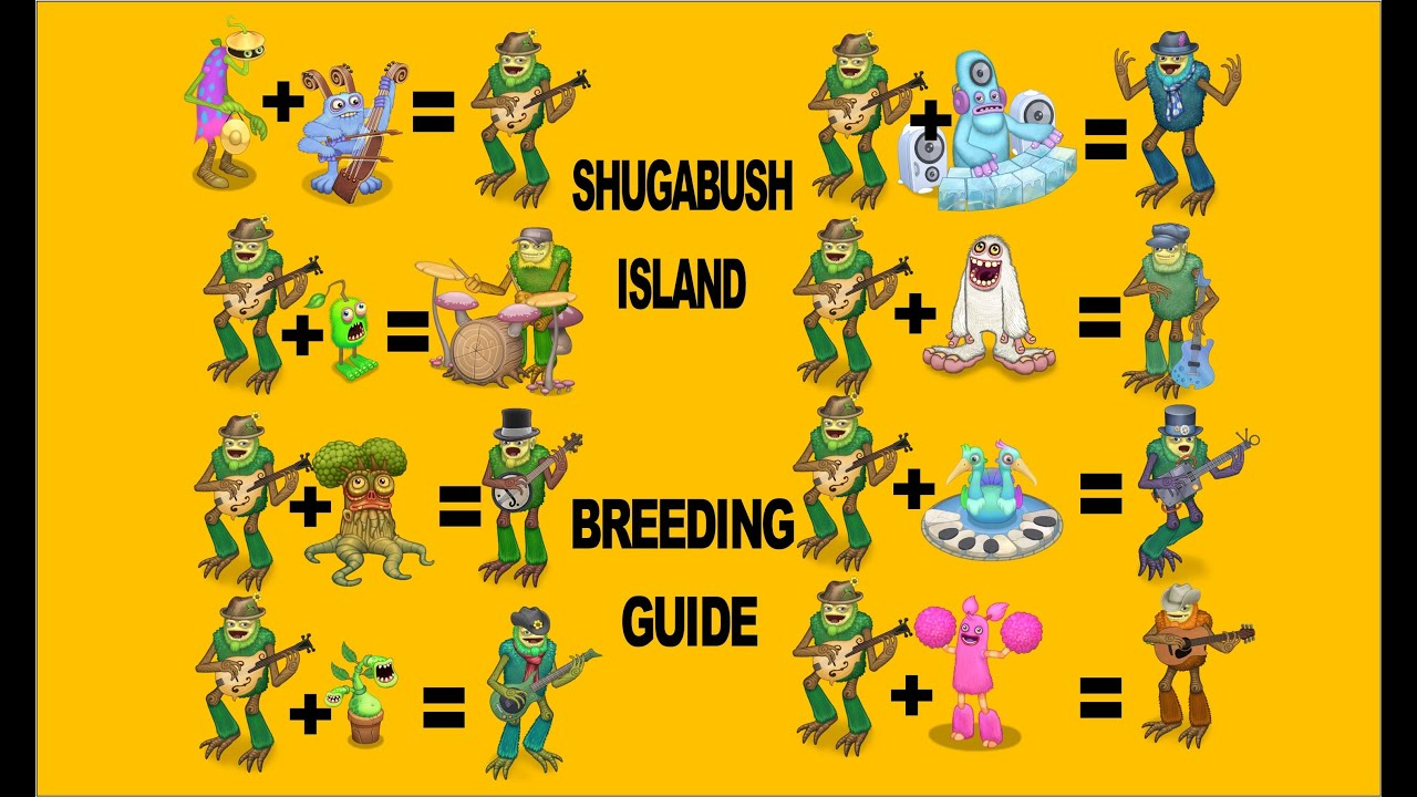 my singing monsters breeding punkleton my singing how do i breed a my