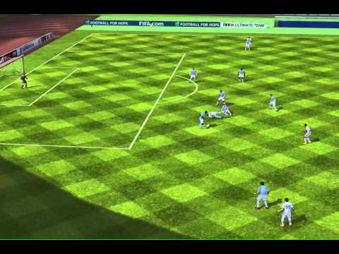 FIFA 14 iPhone/iPad - Lazio vs. Inter