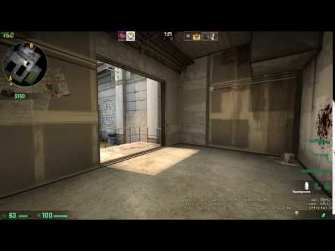 [CS:GO Highlight] #1 Decoy them all!