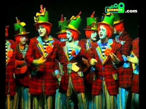 Los Hipócritas. Carnaval de Gines 2013 (fase previa)