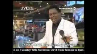 TB Joshua Prophecy Nigeria, Attack Explosion And Death