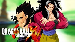 Dragon Ball Xenoverse GT Characters