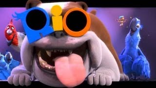 RIO 2 Teaser Trailer (Animation - 2014)