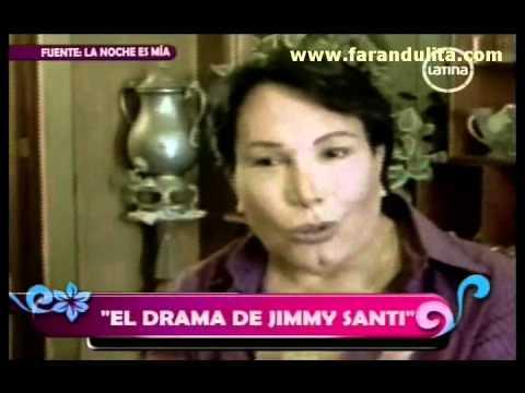 Amor Amor Amor 15-09-2011 El Drama de Jimmy Santi