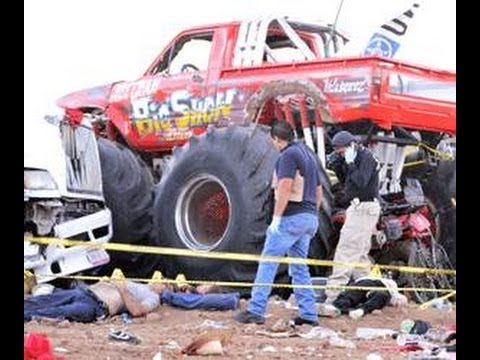 Mexico Monster Truck Kills 8 Driver Drunk Truck Mechanic Failure Drunk Driver Airshow Tragedy