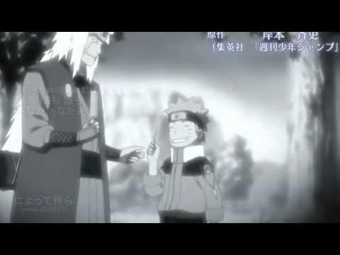 Naruto Shippuden Opening 10 - Jiraya fight HD
