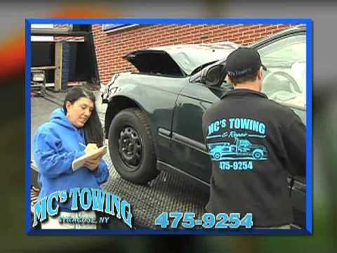 MC's Towing Commercial