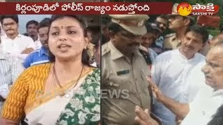 Are We In India or Pakistan? : MLA Roja..
