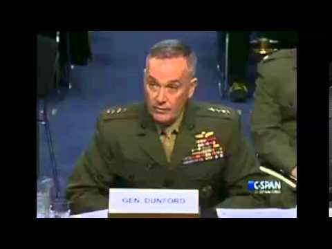Gen. Dunford: Afghanistan will 'Deteriorate' if U.S. Leaves