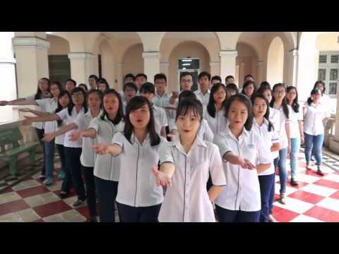 MV Nối Vòng Tay Lớn - THPT Chuyên Lê Hồng Phong - Hạ Về 2014