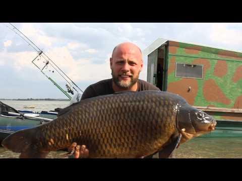 Peter Slivka-Mikbaits team, 23.5 kg kapor z Dunaja