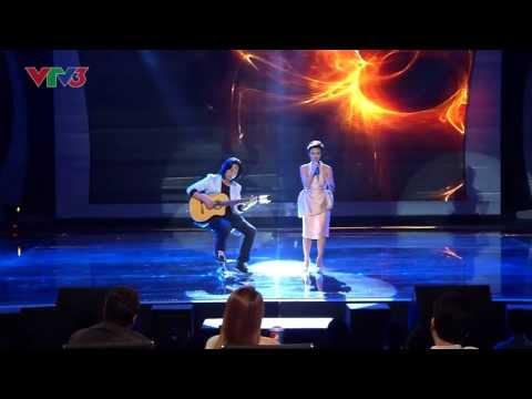 Vietnam Idol 2013 - Tập 12 - Chỉ là giấc mơ - Uyên Linh