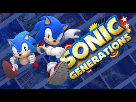 Sonic Generations [OST] - Rooftop Run (Modern)