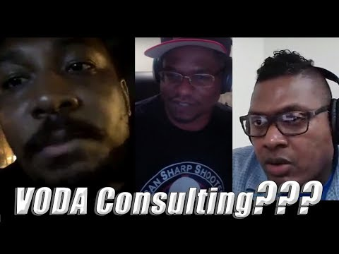So What Happened with VODA Consulting? Hank Strange Who Moved My Freedom Podcast episode 1