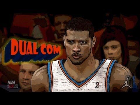 Dunk Contest Champion QJB | NBA 2K12 Dual Com