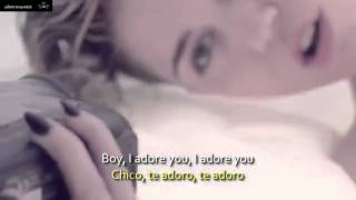 Miley Cyrus Adore You Sub Español + Lyrics Official Video
