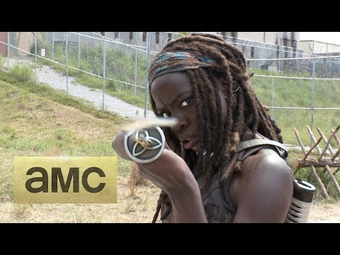 Cast on the Set of Season 4: The Walking Dead, Andrew Lincoln and the cast of The Walking Dead welcome you to the set of Season 4, premiering Oct. 13 at 9/8c. For more on The Walking Dead: http://www.amc....