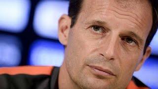 Le parole di Allegri alla vigilia di Juventus-Lazio -  Allegri's pre-match Lazio conference