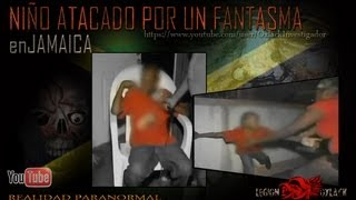 La Verdad Del Caso Del Niño Atacado Por Un Fantasma En