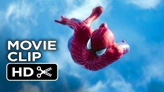 The Amazing Spider-Man 2 Movie CLIP Free Fall (2014