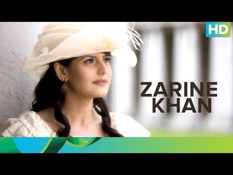 Moods of Zarine Khan in Veer