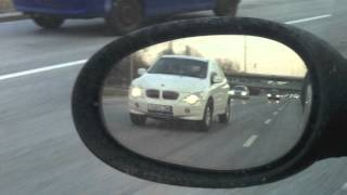 Spy shots new BMW X7 in warsaw!! HD videos