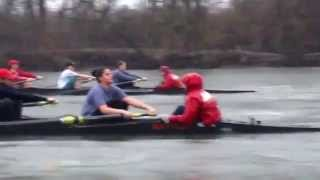 2014 Dayton Rowing Practice/Occoquan Sprints Preview
