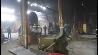 Un incendio calcina una empresa de maderas en Navas de Oro