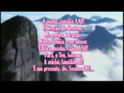 Regis Danese - Familia - PB - Com letra..avi