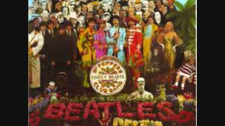 Sgt. Pepper's Lonely Hearts Club Band- The Beatles