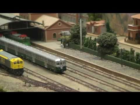 Maquetas de trenes en Huesca