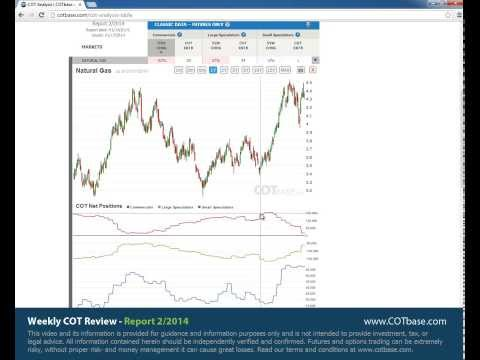 Weekly Commitments of Traders Review - COT Report 2/2014 - COTbase.com