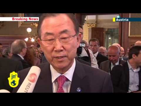 Syria Chemical Investigation: Ban Ki-moon expects report on weekend