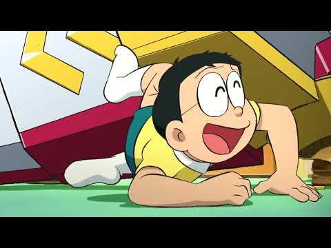 Doraemon Nobita Và Binh Đoàn Người Sắt Full HD ( Lồng Tiếng )