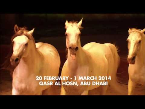 Cavalia at Qasr al Hosn Festival - Feb 22 to Mar 1, 2014