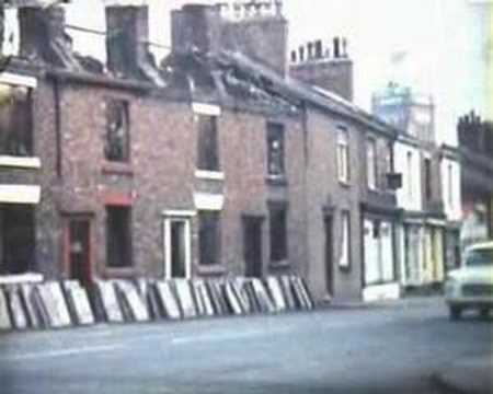 Demolition of Dukinfield 1969 - 1970