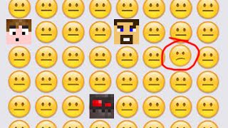 FIND THE EMOJI (Minecraft Funny Moments) - Duration: 6:07.