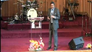 Pastor Demewez Abebe Preaching - Fetagnun Embi Enebel