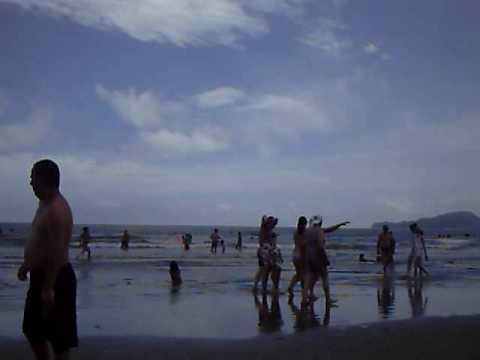 olha que coisa mais... gostosa na praia
