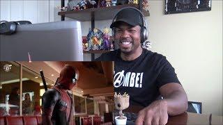 "DEADPOOL 2 ""Beating Avengers: Infinity War"" Trailer - REACTION!!!"