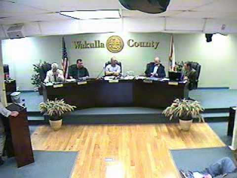 Wakulla BoCC Meeting 05.20.2013