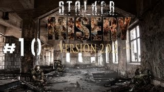 STALKER Call of Pripyat MISERY 2.0 .2 Walkthrough ZATON Mutant Dogs Ambush Missing Stalkers Part 10