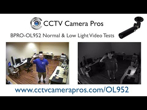 Small Lipstick Bullet CCTV Camera Video Surveillance Demo
