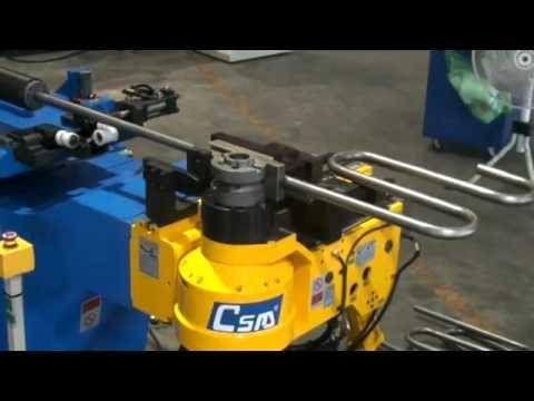 Máy uốn ống tự động 50TRME